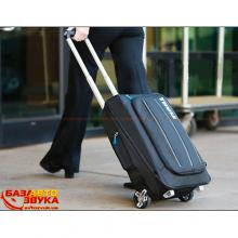 Сумка-рюкзак THULE Crossover 38L Rolling Carry-On Black: Купить за 8299 грн