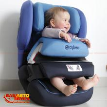 Кресло Cybex Juno-fix Heavenly Blue, Фото 3