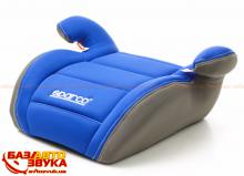 Бустер Sparco F100K BOOSTER Blue Grey, Фото 2