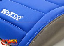 Бустер Sparco F100K BOOSTER Blue Grey, Фото 7