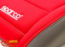 Бустер Sparco F100K BOOSTER red, Фото 7