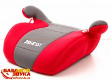 Бустер Sparco F100K BOOSTER red/grey, Фото 4
