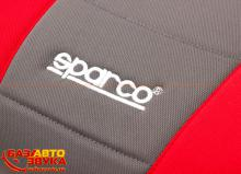 Бустер Sparco F100K BOOSTER red/grey, Фото 7
