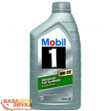 Моторное масло MOBIL 1 0W-20 1л, Фото 2