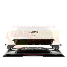 Грузовой бокс HAPRO  Traxer 8.6 Pure White HP 26185, Фото 2