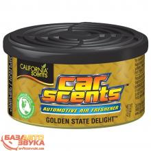 Ароматизатор CALIFORNIA SCENTS Golden State Delight 42г