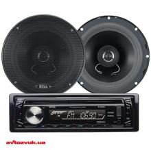 Автомагнитола BOSS Audio 654CK