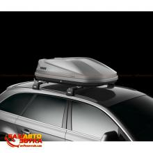Грузовой бокс THULE TOURING 100 TITAN AEROSKIN (TH-6341T), Фото 2
