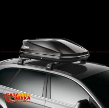 Грузовой бокс THULE TOURING 100 BLACK GLOSSY (TH-6341B), Фото 4
