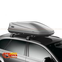 Грузовой бокс THULE TOURING 200 TITAN AEROSKIN (TH-6342T), Фото 2