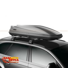Грузовой бокс THULE TOURING 600 TITAN AEROSKIN LEFT SIDE, Фото 3