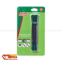 Ручной фонарь Coleman Green 2AA LED Flashlight, Фото 2