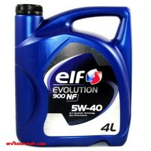 Моторное масло ELF EVOLUTION 900 NF 5W-40 5л
