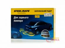 Парктроник Steelmate PTS400Q4B black, Фото 8