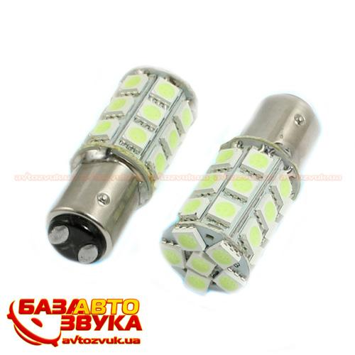 LED лампа iDial 456 P21/5 27 leds 5050 SMD BAY15D (1шт.): отзывы, характеристики и фото
