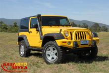 Шноркель Safari Snorkels SS1066HF Jeep Wrangler JK 06 ALL LHD: Купить за 20885 грн