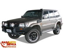 Шноркель Safari Snorkels SS16HF Nissan Patrol GU 00-04 FACT TURBO INT , Фото 2