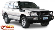 Шноркель Safari Snorkels SS86HF Toyota Land Cruiser 1998+ 100 SERIES: Купить за 17574 грн