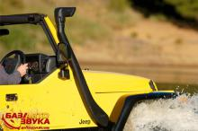 Шноркель Safari Snorkels SS1055HF Jeep Wrangler TJ  99-06 HARD TOP, Фото 3