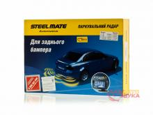 Парктроник Steelmate PTS400V1B black, Фото 9