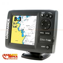 Картплоттер Lowrance Elite 5m HD, Фото 3