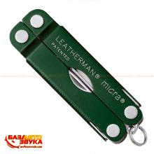 Мультитул LEATHERMAN  MICRA-GREEN AL 64350181N , Фото 2