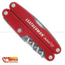 Мультитул LEATHERMAN JUICE C2-INFERNO RED PREMIUM 70101092N, Фото 3