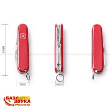 Мультитул Victorinox Swiss Army Recruit красный 0.2503, Фото 4