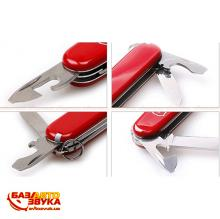 Мультитул Victorinox Swiss Army Recruit красный 0.2503, Фото 5