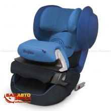 Кресло Cybex Juno 2-Fix Heavenly Blue, Фото 2
