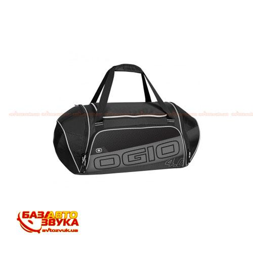 Сумка дорожная OGIO 4.0 ENDURANCE BAG Black/Silver