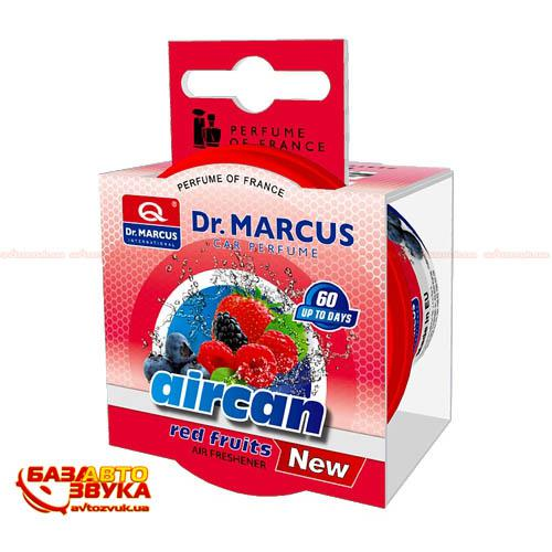 Ароматизатор Dr. Marcus AirCan Red fruits 40г: отзывы, характеристики и фото