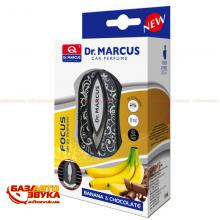 Ароматизатор Dr. Marcus Focus Banana Chocolate 8мл