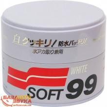 Полироль SOFT99 00020 White Super Wax