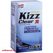 Полироль SOFT99 00396 Kizz Clear R for Light 270мл