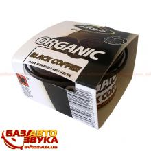Ароматизатор Aroma Car Organic BLACK COFFEE 561/92102 40г