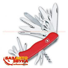 Мультитул Victorinox Work Champ XL красный 0.9064.XL