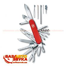 Мультитул Victorinox Swiss Champ красный 1.6795