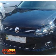Дефлекторы капота EGR VW CADDY 2011/VW TOURAN - EE SG4835DS