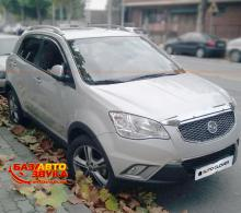 Дефлекторы окон AutoClover SSANG YONG ACTYON 2005 AC A091