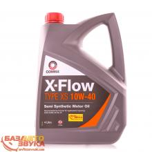 Моторное масло Comma X-FLOW XS 10W-40 4л