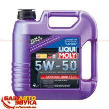 Моторное масло LIQUI MOLY Synthoil High Tech 5W-50 9067 4л