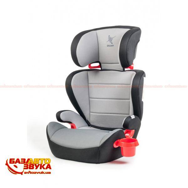 Кресло Galaxy Space Car Seat 2-3 (15-36 kg) Stone 23S-ch2-004: отзывы, характеристики и фото