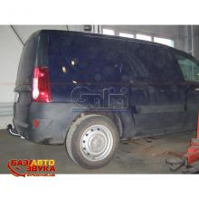 Фаркоп Galia D0376A Dacia Logan MCV kombi, Express, Van, Pick-up 2007-, Фото 3