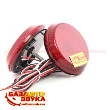 Штатная оптика RS LED TOYOTA COROLLA 07-10
