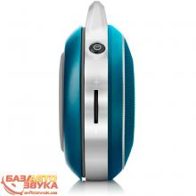 Портативная акустика JBL On Tour Micro BT Wireless Blue (JBLMICROWBLU), Фото 2
