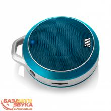 Портативная акустика JBL On Tour Micro BT Wireless Blue (JBLMICROWBLU)