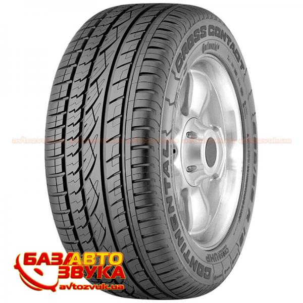 Шины Continental ContiCrossContact UHP (285/45R19 107W) ct196: отзывы, характеристики и фото