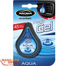 Ароматизатор Aroma Car 450 Magic Gel 10г - AQUA