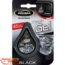 Ароматизатор Aroma Car 452 Magic Gel 10г - BLACK